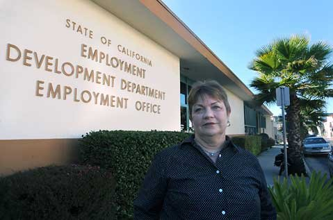 Work experience: Laid off when the Goleta Valley Voice went bust, Martha Lannan is a high-profile unemployed person on the South Coast. Many more have quietly lost their jobs.