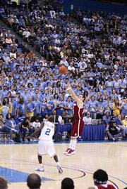 Taylor Rochestie scored a career-high 33 points at Pauley Pavilion last Saturday, leading WSU to an 82-81 upset of the Bruins.