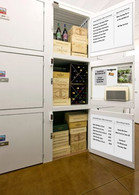 Wine Storage