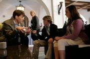 The Wall Street Journal's Jeffrey Ball speaks with reporter from the Santa Barbara Middle School Teen Press