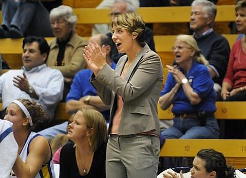 UCSB Women's Basketball Coach Lindsay Gottlieb