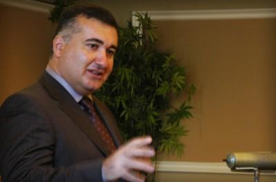 Consul general Elin Suleymanov