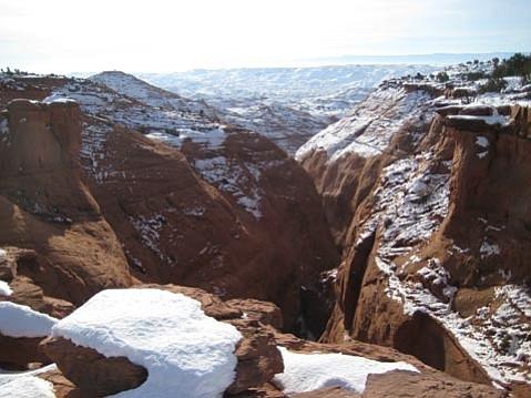 Utah's Magnificent Escalante National Monument.