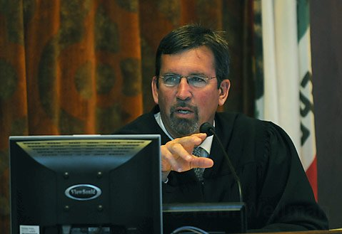 Judge Brian Hill