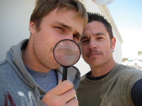 Adam and Spencer