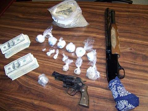 Largest Brown Heroin Bust in Sheriff's Dept. History.