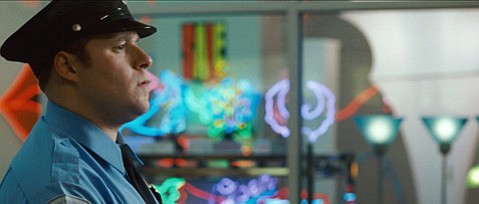 Seth Rogen's name may be on the marquee for <em>Observe and Report</em>, but the real main character is, like, totally the mall.