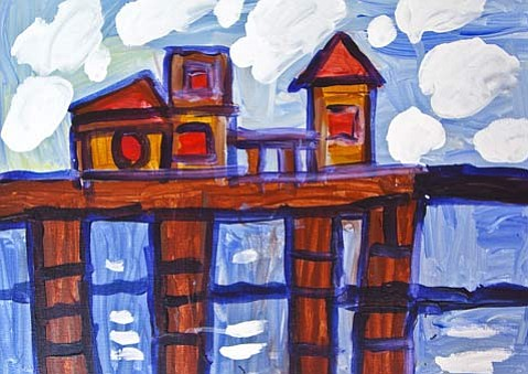 "David Peterson's ""Pier"" (2009)"