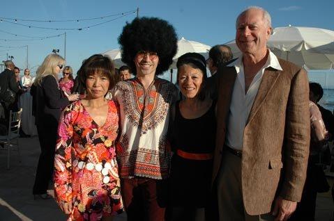 Kumsu Kim, David Alvarez, Cecilia Rodriguez, and Bob Stanley