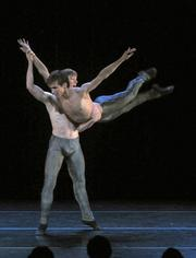 """Nacho Duato's """"Duende"""" showcased the strength and grace of the CND 2 dancers."""