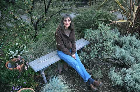 <strong>CAST OUT OF THE GARDEN:</strong>  Despite being widely respected for her knowledge of native Californian plants, Carol Bornstein was fired from the Botanic Garden after 28 years of service there. Her termination has enraged some colleagues.