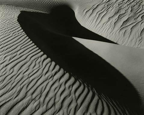 "Brett Weston's ""Dune, Oceano"" (1934)"