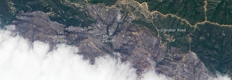 This natural-color image from the Advanced Land Imager on the Earth Observing-1 (EO-1) satellite on May 10