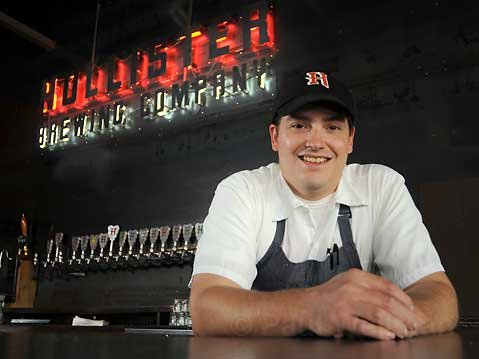 Chef Dylan Fultineer is helping to produce a Hollister menu remix with even more pitcher-perfect pairings.