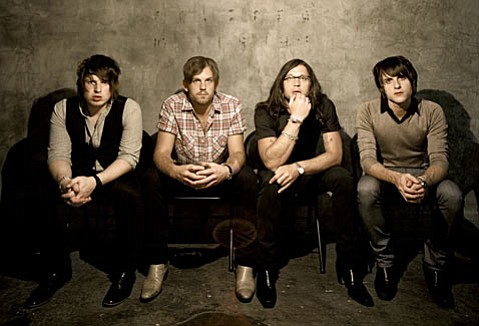 Tennessee's Kings of Leon will headline 2009's KJEE Summer RoundUp this Sunday night at the Santa Barbara Bowl.
