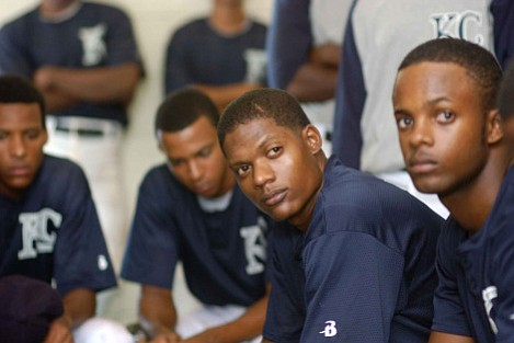 "Algeniz Perez Soto (center) plays Domincan baseball player Miguel ""Sugar"" Santos in Sugar."