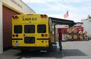 Wednesday afternoon finds the Burger Bus downtown from 11 a.m. to 2 p.m. in Oreana Winery's parking lot at Cellar 205