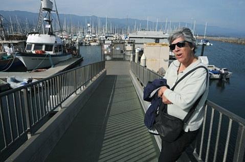 <strong>Money game:</strong>  In response to the city's $10-million budget problem, boat owners-and live-aboards like Jerri Gray-could see their slip fees increase by 4 percent to help cover costs associated with lifeguards, beach cleanup, and restroom maintenance. Some owners protest; others, like Gray, hope the increase might do some good.