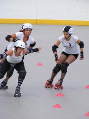 Santa Barbara's Brawlin' Betties