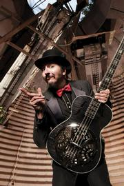 Primus frontman and bass legend Les Claypool will play the Majestic Ventura Theater this Saturday.