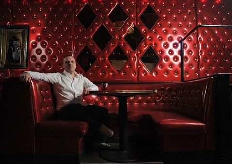 With Red Room, his now six-year-old gay night at the Wildcat Lounge, Robert Mendez has cultivated and maintained a gay scene in Santa Barbara.