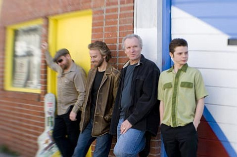 San Francisco's the Waybacks will bring their country-tinged roots music to the Lobero Theatre  this weekend as part of June's Sings Like Hell concert.
