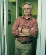 <strong>LESS HOMELESS:</strong>  John Buttny said that by slowing down the revolving door between county jail, the ER, and the streets, cities and counties can save money and actually help the homeless.