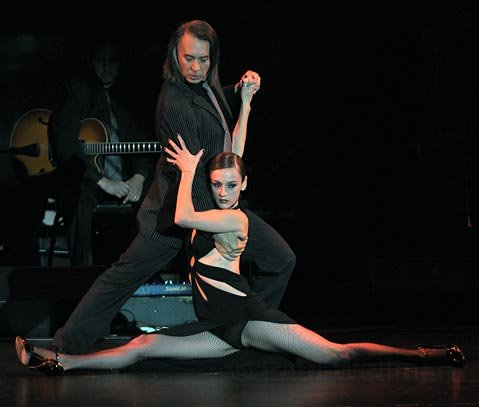 <em>Flamenco Loves Tango</em> at the Lobero