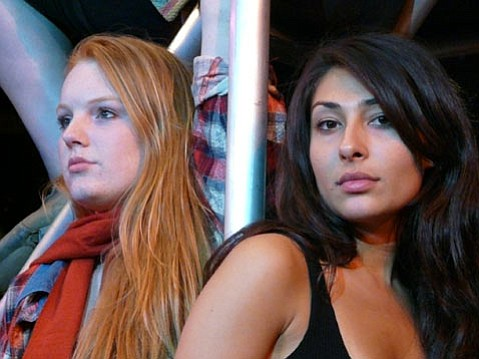 Whitney Crowder and Georgia Zeavin star in the first Santa Barbara-originated production of the hit rock musical <em>RENT</em>.