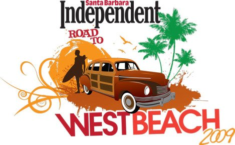 Independent Road to West Beach 2009