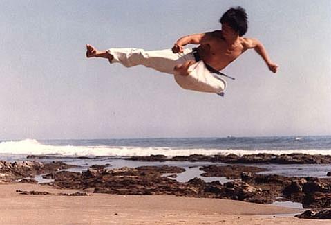 Master Jang, founder of Jang's Karate Center.