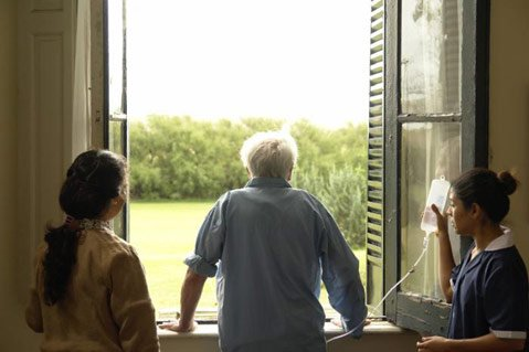 A dying man awaits his son's final visit in <em>The Window</em>, a beautiful film set on the Patagonian pampas. It screens at the Lobero on Friday.