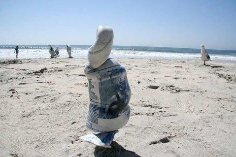 Swami's Beach, San Diego, CA. March 16, 2009.