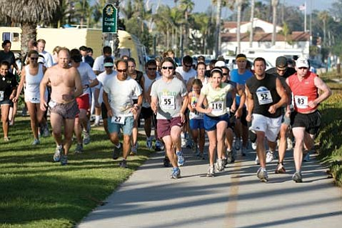 """""""Having another event in town improves the quality of both events,"""" said Reef & Run founder Alipasha """"Posh"""" Ziaee, referring to what he sees as a mutually beneficial relationship between his three-month-old run-swim extravaganza and Nite Moves."""