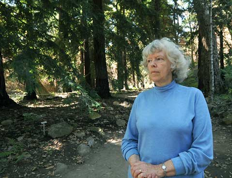 Allied with concerned neighbors are history buffs and longtime Garden users such as Paulina Conn, who believe that changes to the landmark meadow are just one indication that the administration has lost their way.