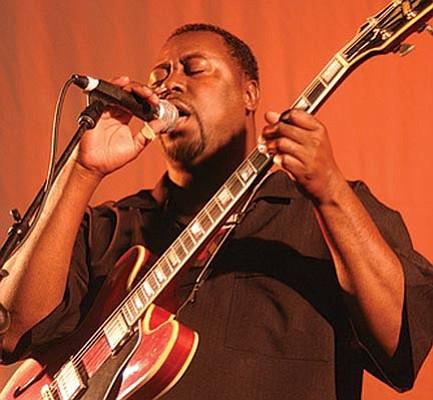 The Santa Barbara Blues Society brings Eddie Taylor Jr. to Warren Hall on Saturday.