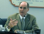 Superintendent Brian Sarvis