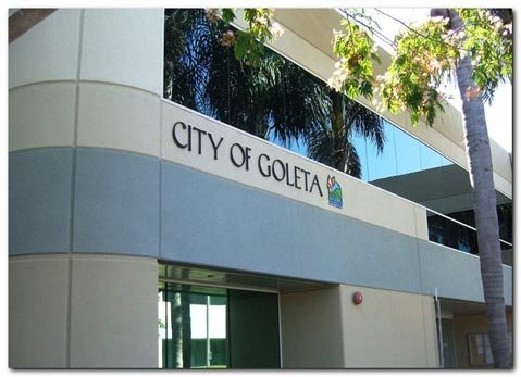 Goleta's City Hall