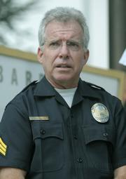 POA chief Sgt. Charles McChesney