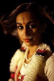 Angela Chandra as Sita.