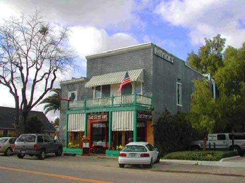 Patrick's Side Street Cafe