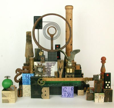 "Rod Lathim's ""Alphabet City""."