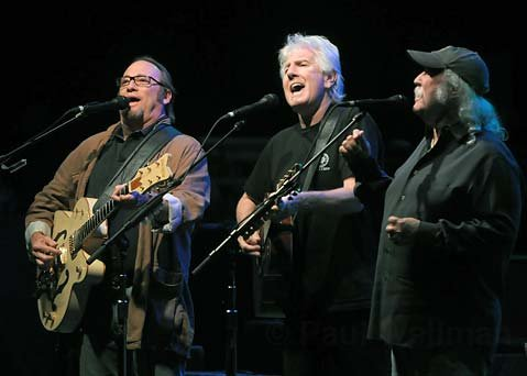 Crosby, Stills & Nash at the Santa Barbara Bowl