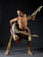 A. Christina Giannini's costumes are a highlight of State Street Ballet's Jungle Book, including that of the evil tiger Sher Khan, portrayed by Bayaraa Badamsambuu.