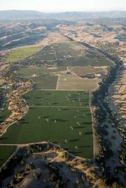 <strong>PRESERVING THE PRISTINE:</strong> The Santa Ynez Valley Community Plan, the first of its kind for the area, was designed to keep the region much the way it is, with urbanization separated from the county's precious ag land.