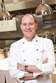 Chef Bradley Ogden