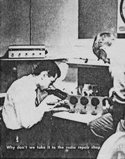 KCSB engineers circa 1963.