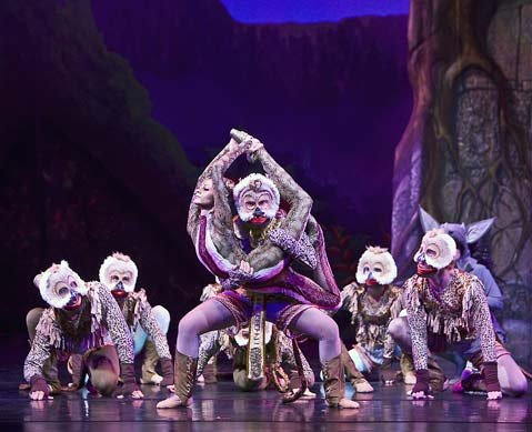 <em>The Jungle Book</em> at the Granada