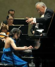 Santa Barbara Chamber Orchestra, with Rieko Aizawa