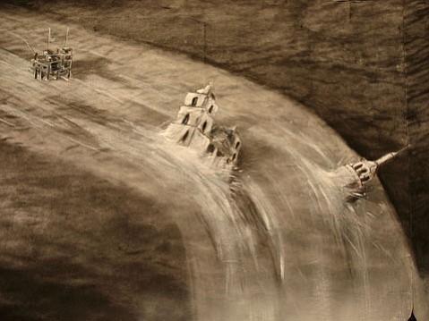 """Bill McVickar's """"Falls"""""""